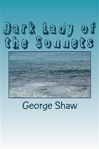 Cover Dark Lady of the Sonnets
