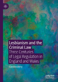 Cover Lesbianism and the Criminal Law