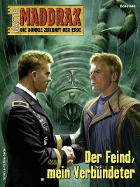 Cover Maddrax 548 - Science-Fiction-Serie
