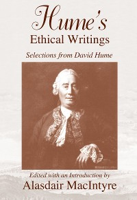Cover Hume's Ethical Writings