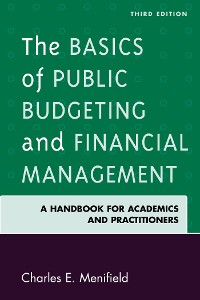 Cover The Basics of Public Budgeting and Financial Management