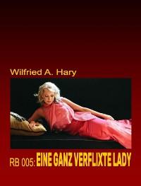 Cover RB 005: Eine ganz verflixte Lady