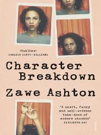 Cover Character Breakdown