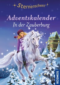 Cover Sternenschweif, Adventskalender, In der Zauberburg