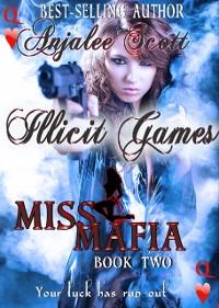 Cover MISS MAFIA- Illicit Games