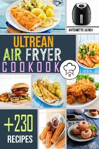 Cover Ultrean Air Fryer Cookbook