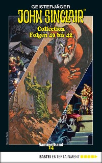 Cover John Sinclair Collection 14 - Horror-Serie