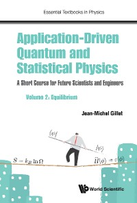 Cover Application-Driven Quantum and Statistical Physics