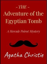 Cover The Adventure of the Egyptian Tomb