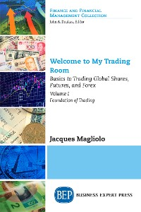 Cover Welcome to My Trading Room, Volume I