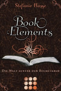 Cover BookElements 2: Die Welt hinter den Buchstaben