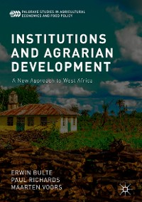 Cover Institutions and Agrarian Development