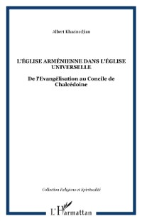 Cover L'EGLISE ARMENIENNE DANS L'EGLISE UNIVERSELLE