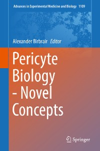Cover Pericyte Biology - Novel Concepts