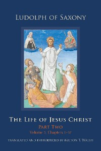 Cover The Life of Jesus Christ