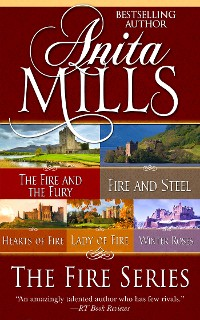Cover The Fire Series (Omnibus Edition)