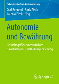 Cover Autonomie und Bewährung