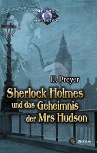 Cover Sherlock Holmes und das Geheimnis der Mrs Hudson