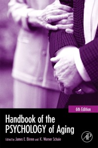 Cover Handbook of the Psychology of Aging