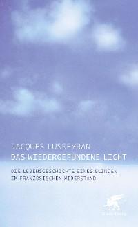 Cover Das wiedergefundene Licht