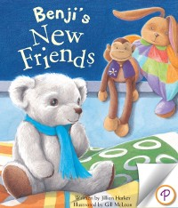 Cover Benji's New Friends