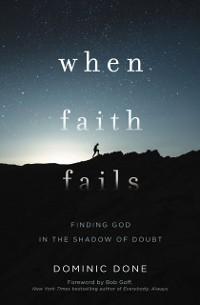 Cover When Faith Fails