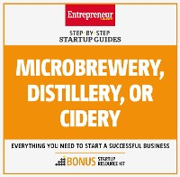Cover Microbrewery, Distillery, or Cidery