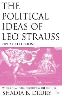 Cover The Political Ideas of Leo Strauss, Updated Edition