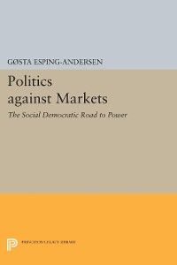 Cover Politics against Markets