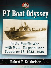 Cover PT Boat Odyssey