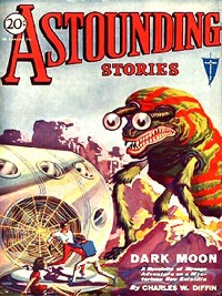 Cover Astounding Stories of Super-Science, Vol. 17