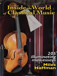 Cover Inside the World of Classical Music