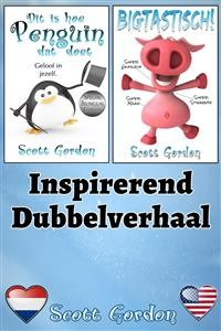 Cover Inspirerend Dubbelverhaal: Special Bilingual Edition