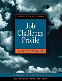 Cover Job Challenge Profile, Facilitator Guide