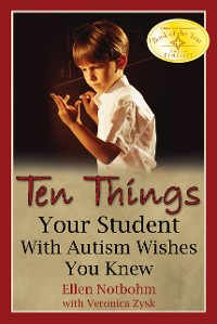 Cover Ten Things Your Student with Autism Wishes You Knew