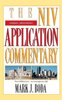 Cover Haggai, Zechariah