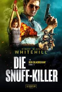 Cover DIE SNUFF-KILLER