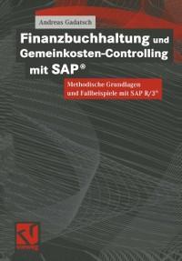 Cover Finanzbuchhaltung und Gemeinkosten-Controlling mit SAP(R)