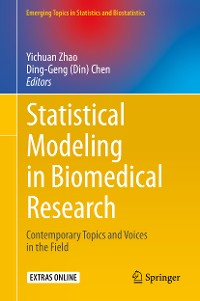 Cover Statistical Modeling in Biomedical Research