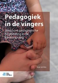 Cover Pedagogiek in de vingers