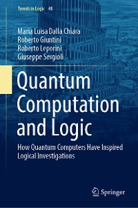 Cover Quantum Computation and Logic