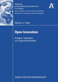 Cover Open Innovation