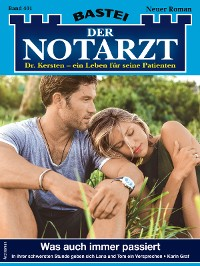 Cover Der Notarzt 401