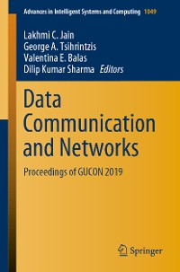 Cover Data Communication and Networks