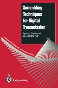 Cover Scrambling Techniques for Digital Transmission