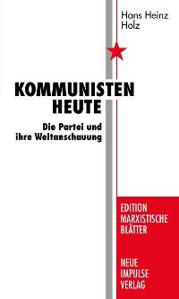 Cover Kommunisten heute