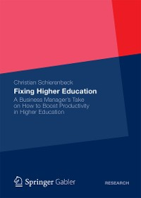 Cover Fixing Higher Education