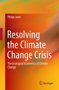 Cover Resolving the Climate Change Crisis
