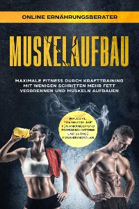 Cover Muskelaufbau - Maximale Fitness durch Krafttraining