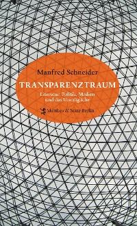 Cover Transparenztraum